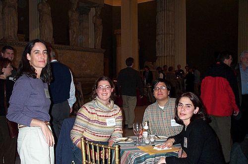 Pitt grad students-Claudia Rivera-Robyn Cutright-Alejandro Chu-Eva Martinez